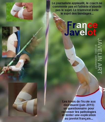blessures   Les bandages sont la marque visible du jav français. ed6beffc0c8