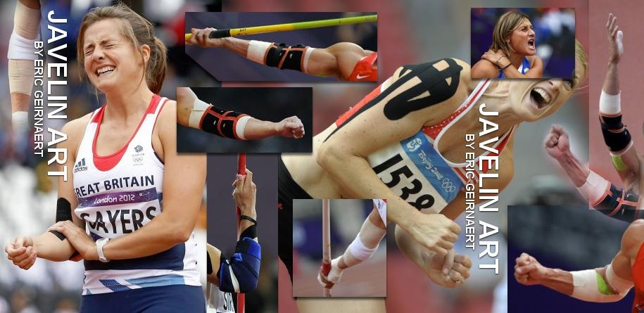 Formidable   les kinés se proposent d étudier les blessures des lanceurs de  javelot (français)...C est vrai qu avec le javelot 6bd882451ab