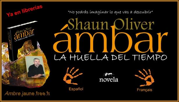 AMBRE le roman de Shaun Oliver !