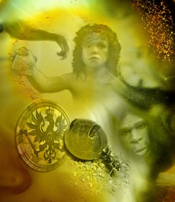 La destinée du monde et l'ambre...